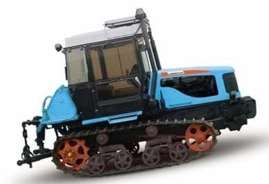 Гусеничный трактор ВТ-90 | технические характеристики.