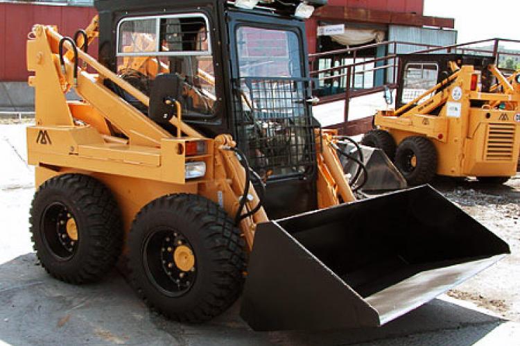 Экскаваторы на базе тракторов МТЗ